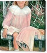 Jenney Canvas Print