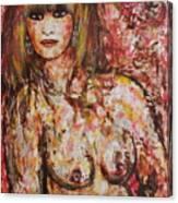 Jenny Canvas Print