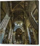 Jerez De La Frontera Cathedral Cadiz Spain Canvas Print
