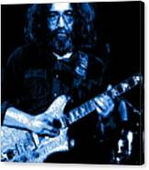 Jerry At Winterland 5 Canvas Print