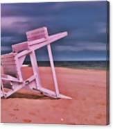 Jersey Shore 2 Canvas Print