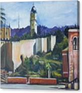 Jerusalem Canvas Print