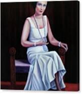 Jessie Mckay Lane Canvas Print