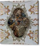 Jesuitenkirche -- Lucerne Jesuit Church Canvas Print