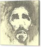 Jesus - 6 Canvas Print