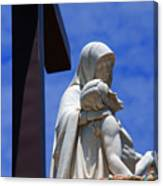 Jesus And Maria Canvas Print