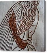 Jesus Christ - Tile Canvas Print