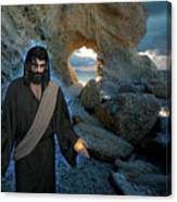 Jesus Christ- And Surely I Am With You Always Canvas Print
