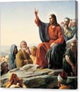 Jesus Lord Canvas Print