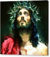 Jesus Of Nazareth Canvas Print