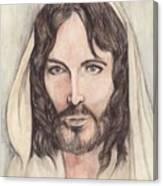 Jesus Of Nazereth Canvas Print
