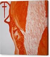 Jesus The Good Shepherd Canvas Print