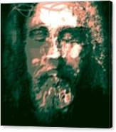 Jesus The Man Canvas Print