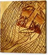 Jesuschrist - Tile Canvas Print