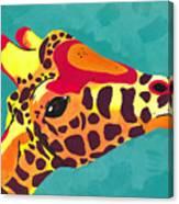 Jett Canvas Print