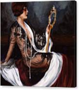 Jezabel Canvas Print