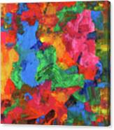 Jigsaw Canvas Print