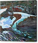 Jim Day Thaw Canvas Print