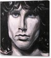 Jim Morrison - The Doors Canvas Print