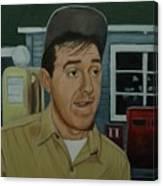 Jim Nabors As Gomer Pyle Canvas Print