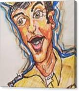 Jim Nabors Canvas Print