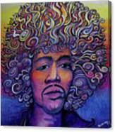 Jimigroove Canvas Print