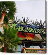 Jimmy Buffets Margaritaville In Las Vegas Canvas Print