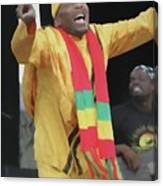 Jimmy Cliff Painting Canvas Print
