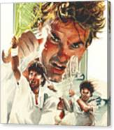Jimmy Connors Canvas Print