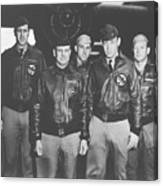 Jimmy Doolittle And His Crew Canvas Print