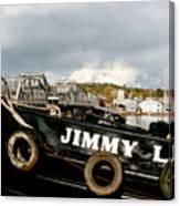 Jimmy L Canvas Print