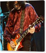 Jimmy Page-0022 Canvas Print