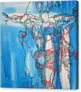 Jishu Christo - Jesus Christ Canvas Print