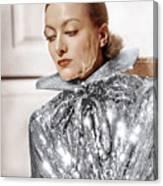 Joan Crawford, Photo By Hurrell, Ca Canvas Print