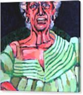 Joan Kierkegaard Canvas Print