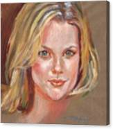 Joanna Canvas Print