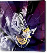 Joe Bonamassa Art Canvas Print