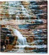 Joffre Gorge - Karijini Np 2am-29568 Canvas Print