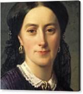 Johanna Kempe Canvas Print