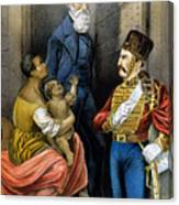 John Brown (1800-1859) Canvas Print