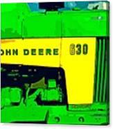 John Deere 630 Canvas Print