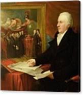 John Eardley Wilmot  Canvas Print