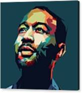 John Legend Canvas Print