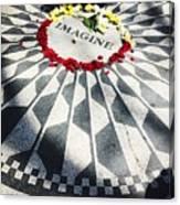 John Lennon- Imagine Canvas Print