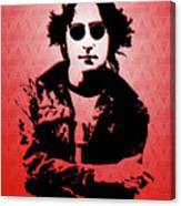 John Lennon - Imagine - Pop Art Canvas Print