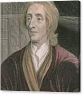 John Locke Canvas Print