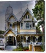 John P. Donnelly House Canvas Print
