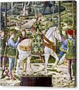 John Viii Paleologus Canvas Print