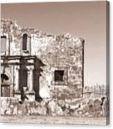 John Wayne's Alamo Mission Canvas Print