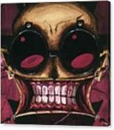 Johnny The Homicidal Maniac Canvas Print